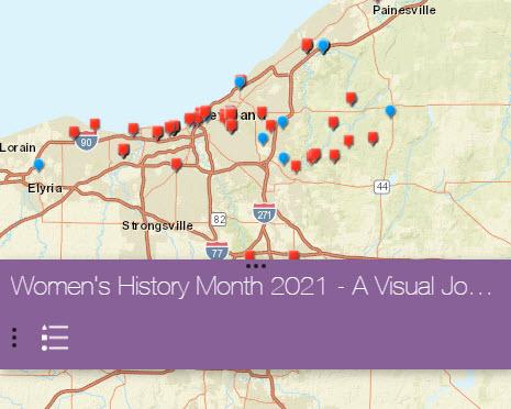 interactive map